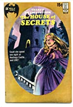 House of Secrets #89 Gray Morrow Cover and Art