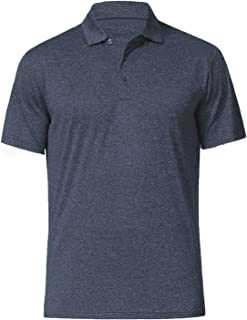 Men's Dry Fit Golf Polo Shirt