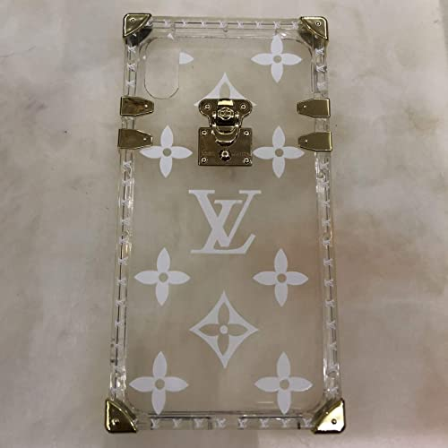 watch 8e222 125e4 Louis Vuitton iPhone Case: Amazon.com