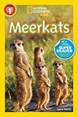 National Geographic Readers: Meerkats Kindle Edition