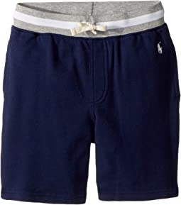 Polo Ralph Lauren Kids - Cotton Spa Terry Pull-On Shorts (Little Kids)