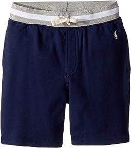 Polo Ralph Lauren Kids - Cotton Spa Terry Pull-On Shorts (Little Kids)
