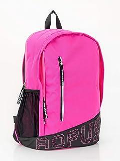 حقيبة ظهر مدرسية للاطفال مقاس 17 انش من انبراند, , Deep Rose - 686754133005