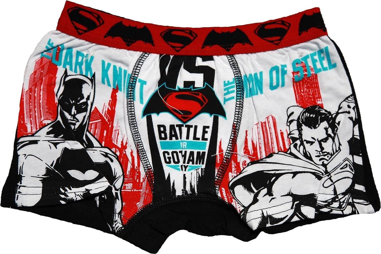 Official Batman Ka Pow Boys Kids Boxer Pants Shorts