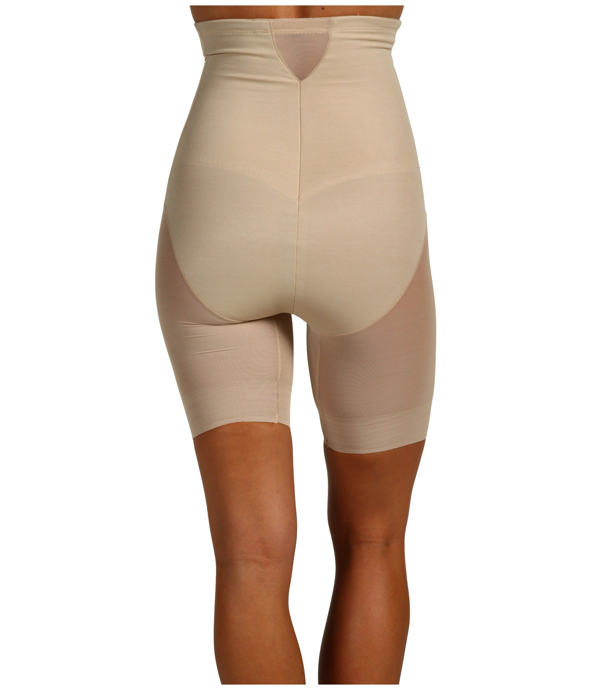 Miraclesuit Shapewear Extra Firm Sexy Sheer Shaping Hi ...