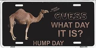 camel license plate