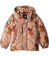mini rodini - Ducks Puffer Jacket (Infant/Toddler/Little Kids/Big Kids)