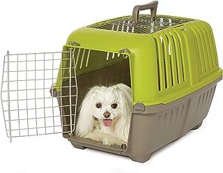 حامل الكلاب للسفر من ميدويست سبري يتميز بسهولة التجميع وليس تجميع المكسرات والبراغي المبهجة، مثالي للكلاب الصغيرة والقطط