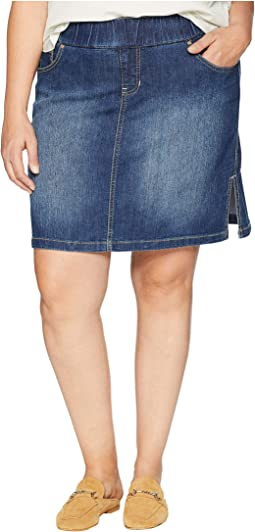 Plus Size On The Go Skort
