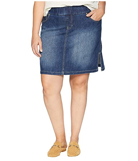 44f462cc23444 Jag Jeans Plus Size Plus Size On The Go Skort at Zappos.com