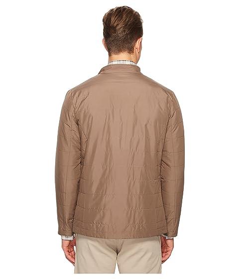 Nylon Snap Front eleventy Hybrid Jacket dqwWSY0