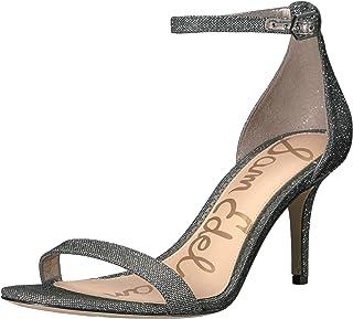 ea865f272 Amazon.com  Silver Women s Heeled Sandals