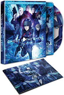 Ghost In The Shell La Nueva Película Bluray Blu-ray
