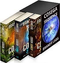 The Eysen - An Archaeological TechnoThriller: Cosega Sequence Books 1-3