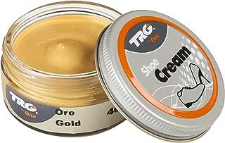 TRG Shoe Cream Rejuvenating Leather Care for Shoes Boots Metallic Colors, 1.7 fl.Oz