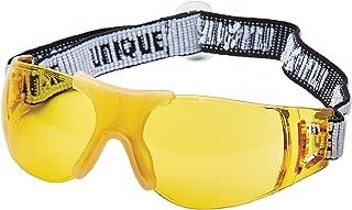 Unique Sports Super Specs 眼罩 琥珀黄色