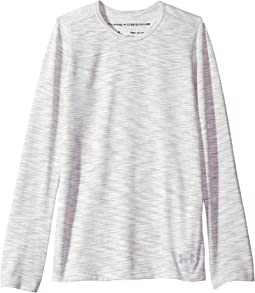 Under Armour Kids - Threadborne Seamless Long Sleeve (Big Kids)