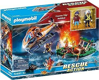 Playmobil Coastal Fire Mission