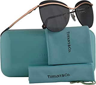 369a4ed789 Tiffany   Co. TF3057 Sunglasses Gold w Grey Lens 60mm 610587 TF3057  Tiffany Co.