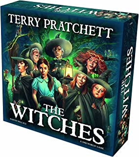 Discworld The Witches Board Game