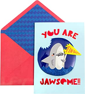 Jolee's Boutique 8600483 Greeting Card, Jawesome