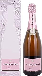 Louis Roederer Champagne Brut Rosé 2014 ohne Geschenkpackung Champagner 1 x 0.75 l