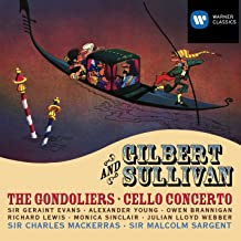 gondoliers gilbert and sullivan