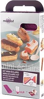 Mastrad A40760 Mini Eclairs Kit