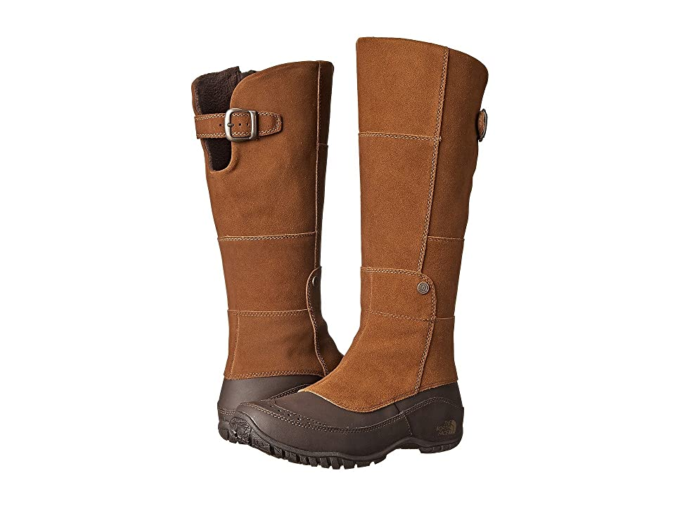 The North Face Anna Purna Tall (Desert Palm Brown/Ganache Brown (Prior Season)) Women