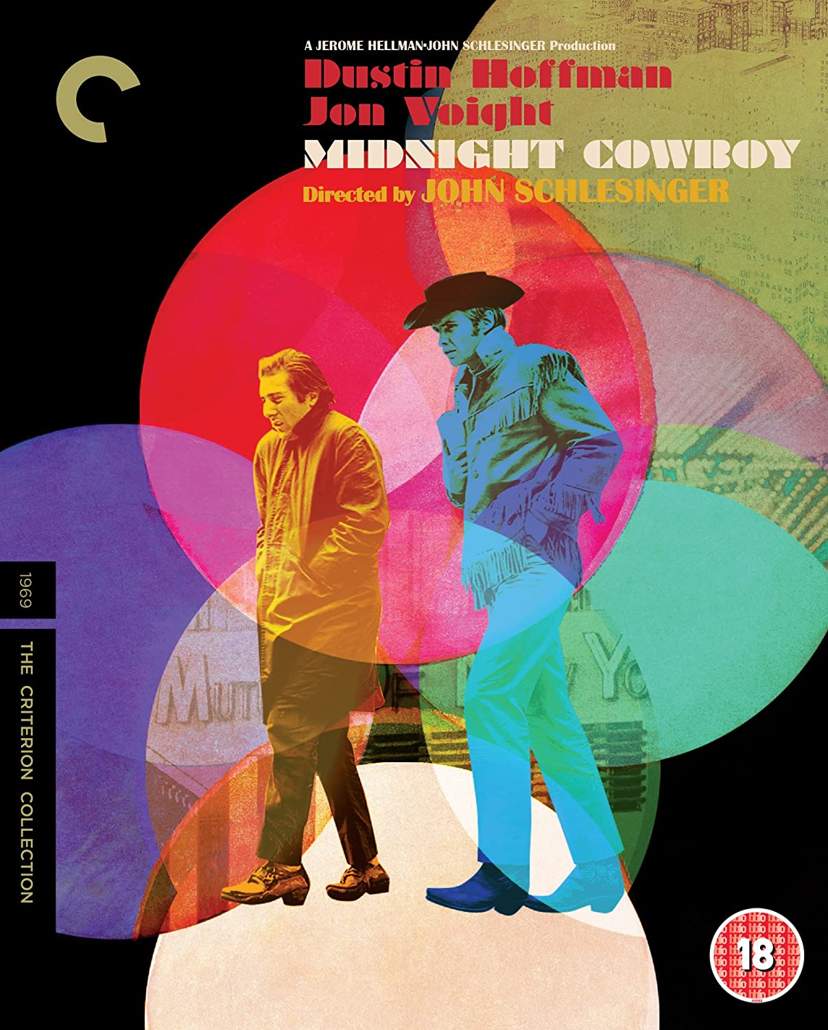 Midnight Cowboy The Criterion 2018 Blu-ray Collection Houston Mall Superior