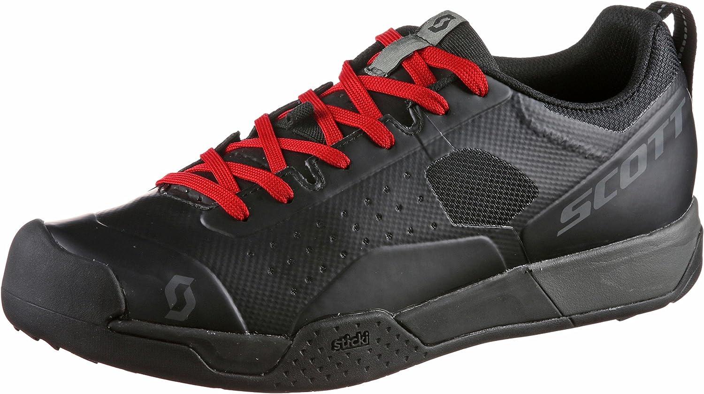 Scott AR Lace Mountain Bike shoes grey black 2018