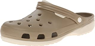 Crocs Mens Duet Slingback Clog Sandal Shoes