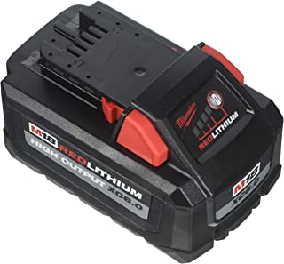 Milwaukee Electric Tools 48-11-1865 Red lithium High Output Battery Pack