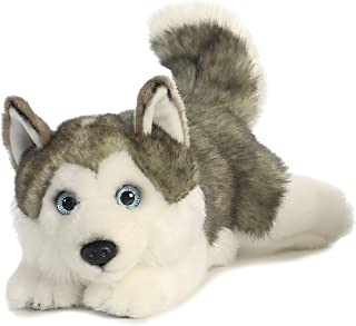Aurora World Miyoni Lying Husky Plush - 26263