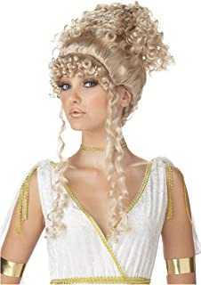 California Costumes Women's Athenian Goddess Wig