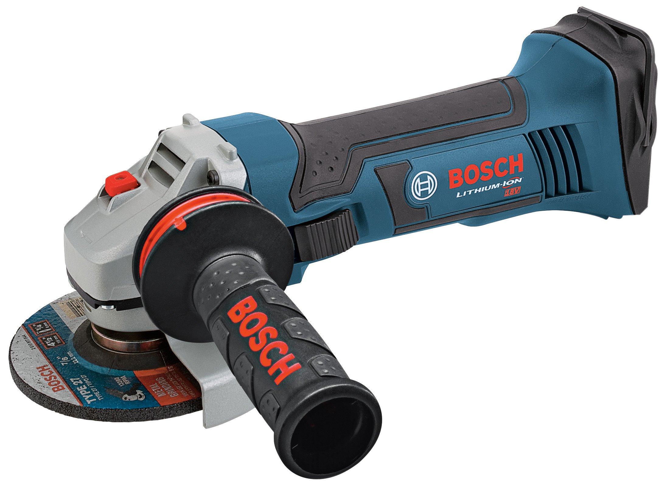 Bosch 18V Angle Grinder GWS18V 45