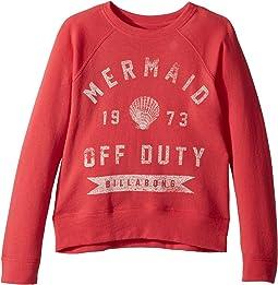 Billabong Kids Whole Hearted Sweatshirt (Little Kids/Big Kids)