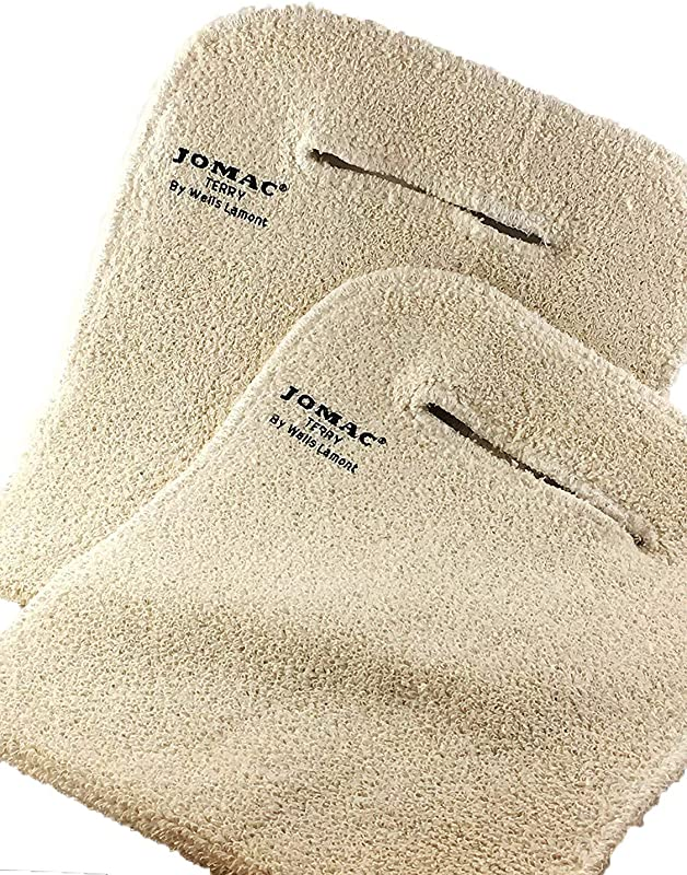 Artisan Baking Co Oven Mitt Hot Pad Industrial Professional Grade Terry Cloth 9 X11 Bakers Pad