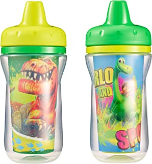The First Years The Good Dinosaur Insulated Sippy Cup, 9 Ounce (Color and design may vary)