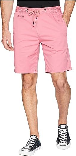 Malibu Drawstring Stretch Shorts