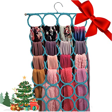 Timesuper Grocery Bag Dispenser Plastic Bag Holder Hanging Storage Bag Garbage Bag Organizer with Easy Access Top and Bottom Openings,rectangle