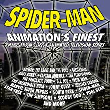 Spider-man: Animation's Finest - Music From Classic Animated Television Series