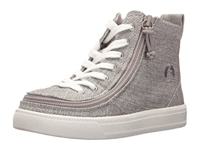 BILLY Footwear Kids Classic High Jersey (Toddler/Little Kid/Big Kid) SINGLE SHOE (Grey Jersey) Kid