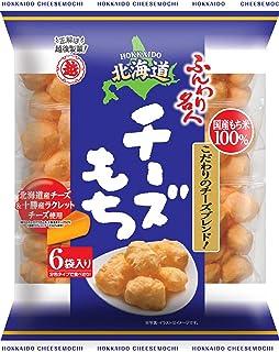 越後製菓 ふんわり名人北海道チーズ 66g