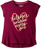Tommy Hilfiger Kids - Eighty Five Tee (Big Kids)