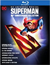 DC Universe Movies Superman 80th Anniversary Collection (Blu-ray)