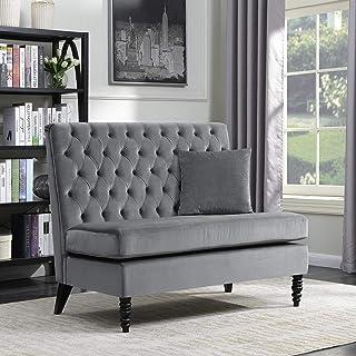 Amazon.com: Settees Sofas & Couches