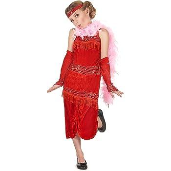 Atosa-96583 Disfraz Cabaret, Color rojo, 3 a 4 años (8.42226E+12 ...