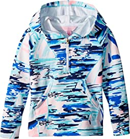 Lilly Pulitzer Kids - Hooded Skipper Popover (Toddler/Little Kids/Big Kids)