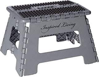 Inspired Living Folding Step Stool Heavy Duty, 9